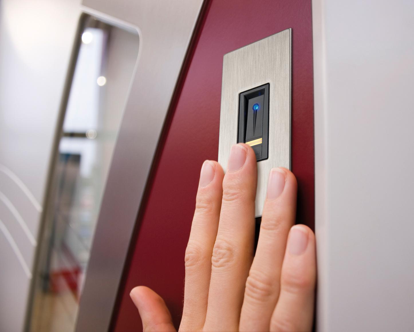 Sicher ist sicher (I): Biometrische Schließsysteme für das Haus