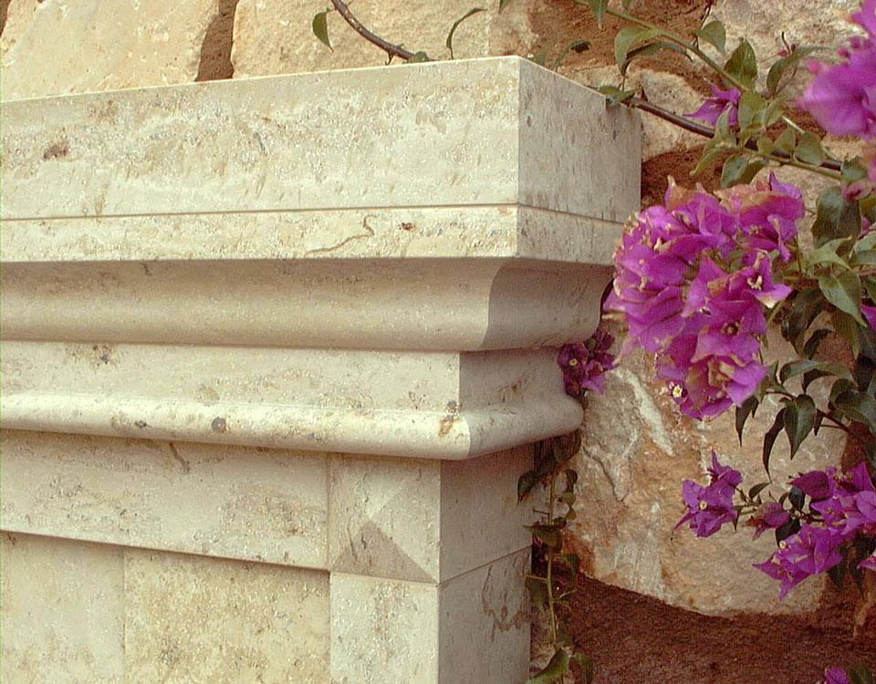 Marmor & Granit: Leben mit Naturstein