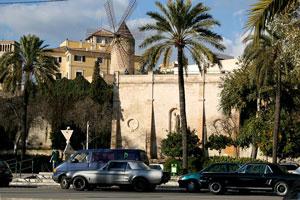 Windmühle_Mallorca