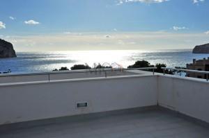 Wohnung mit Aussicht auf das Meer
