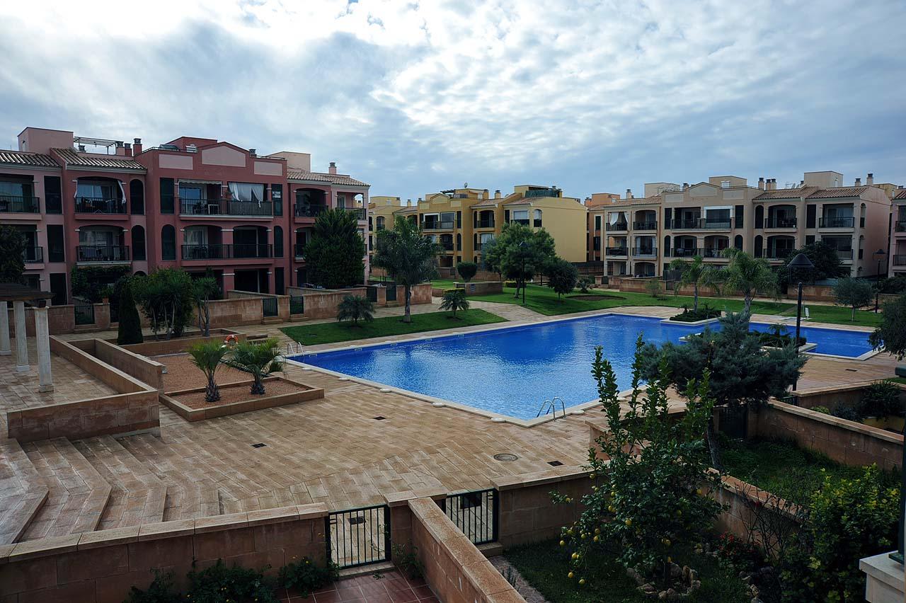 Immobilie des Monats März 2014 – Modernes Apartment in Sa Torre im Südosten von Mallorca
