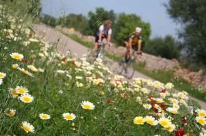 ciclismo en primavera