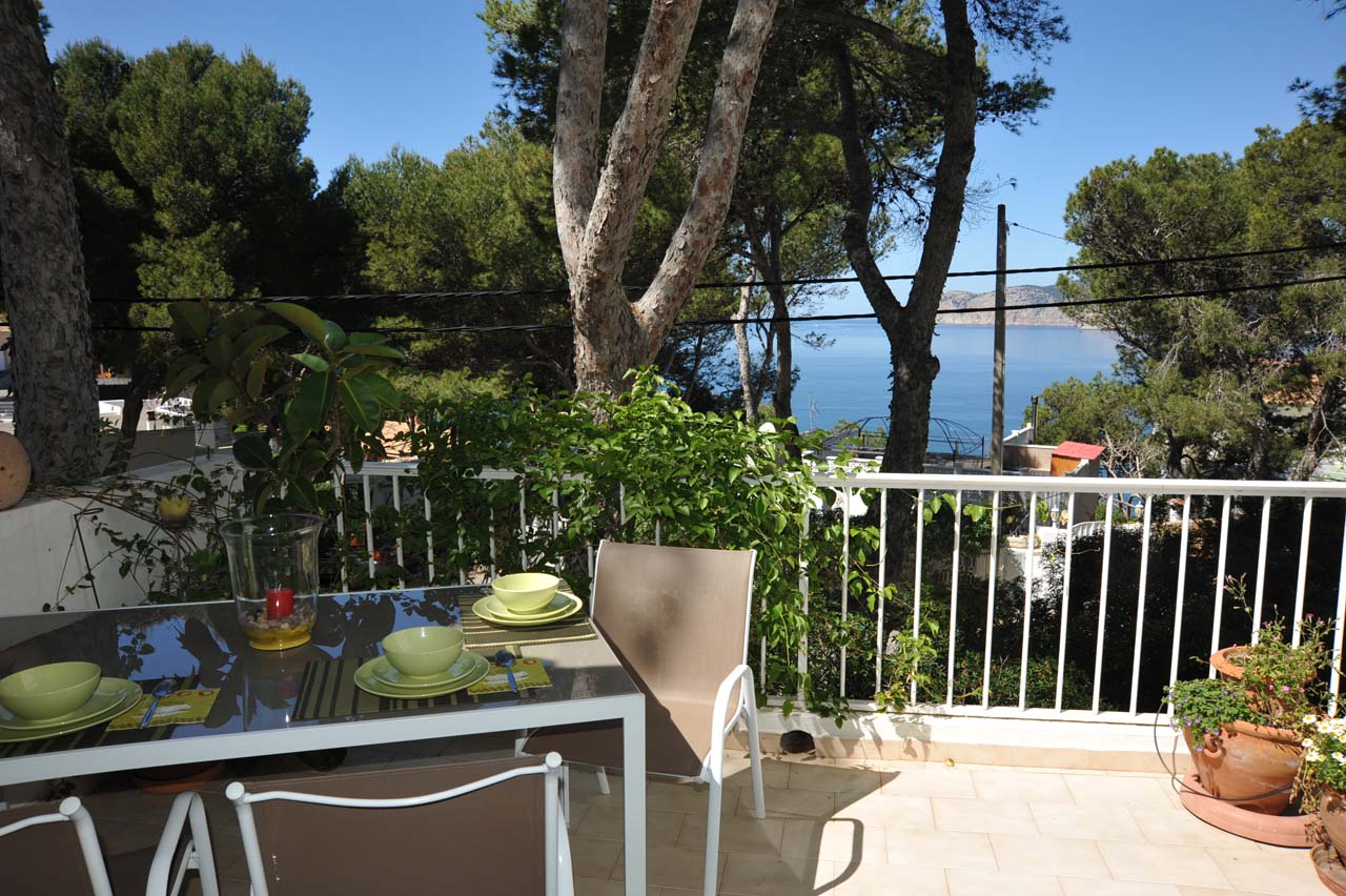 Immobilie des Monats Mai 2014 – Charakteristisches 80er Jahre Häuschen in Santa Ponsa im Südwesten von Mallorca.