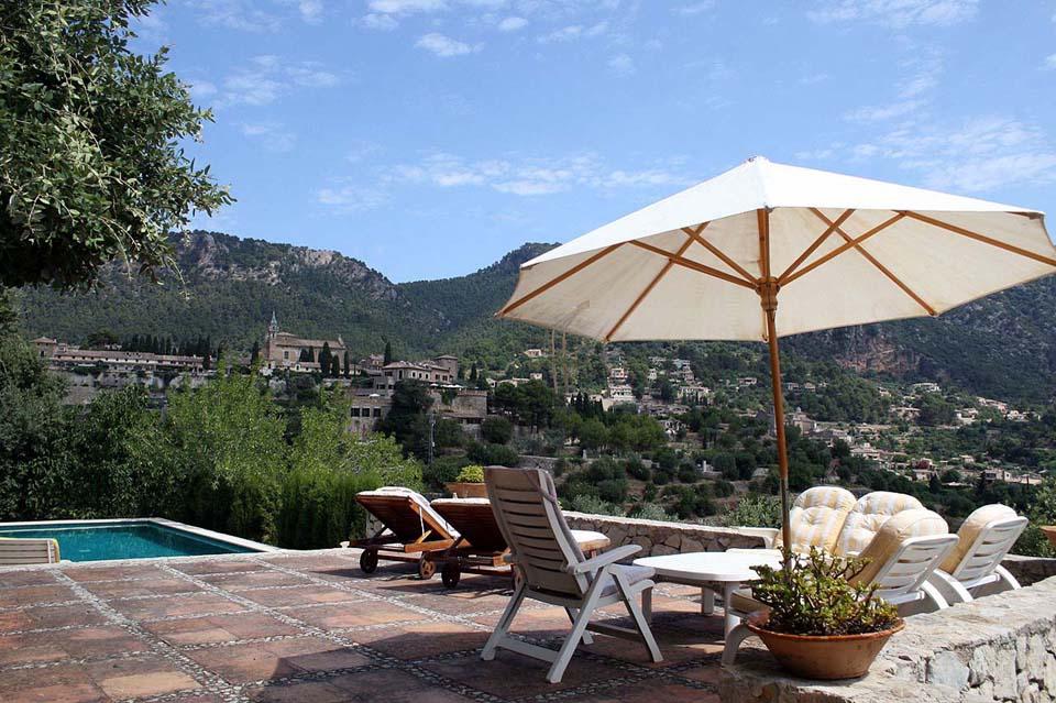 Immobilie des Monats Juni 2014 – Mediterrane Bergvilla in Valldemossa im Westen von Mallorca