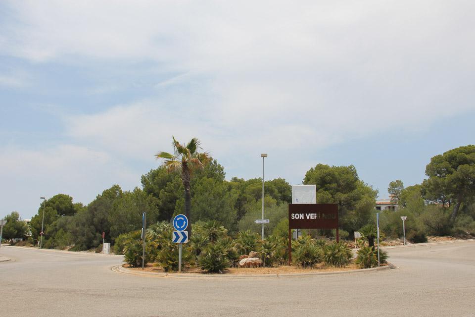 Wohnlich – die Siedlungen im Osten der Bucht von Palma