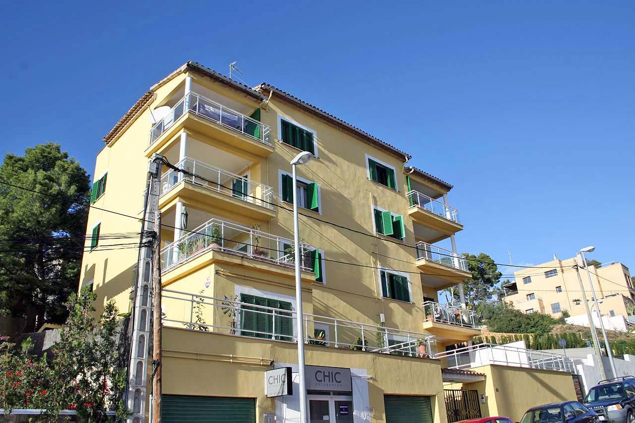 Penthousewohnung in Palma de Mallorca, preisreduziert