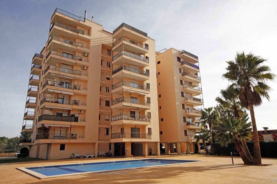 Immobilie des Monats September 2014 – Charmante Wohnung bei Las Palmeras im Süden von Mallorca