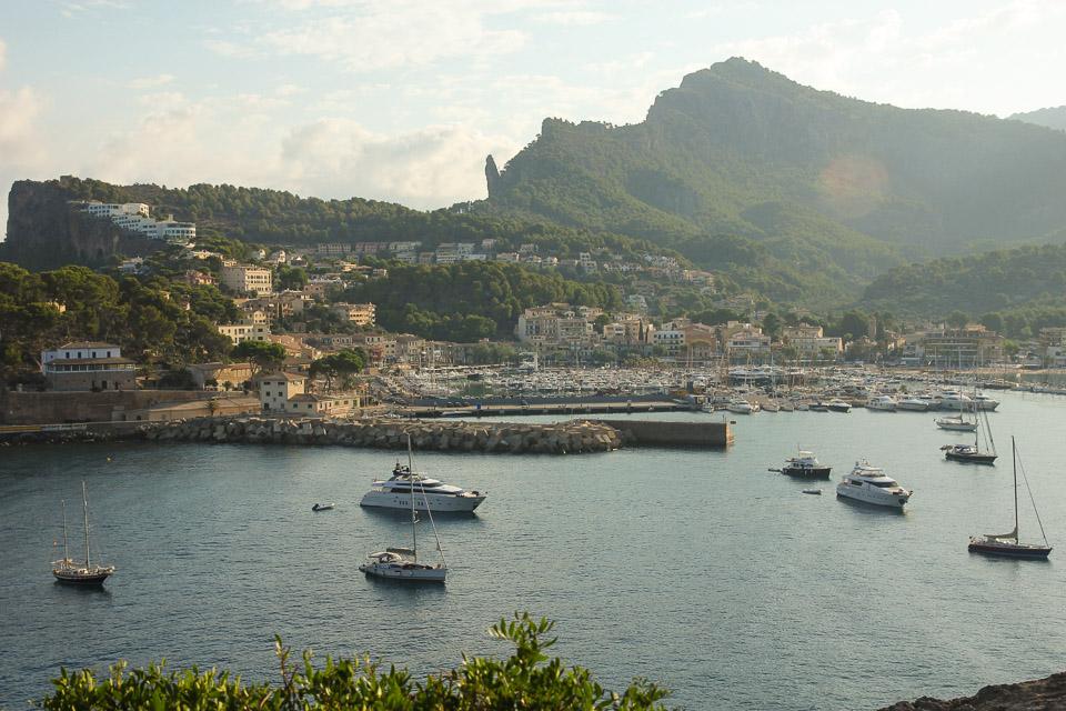 Port de Sóller – Wo die Bewohner Sóllers die Sarazenen in die Flucht schlugen
