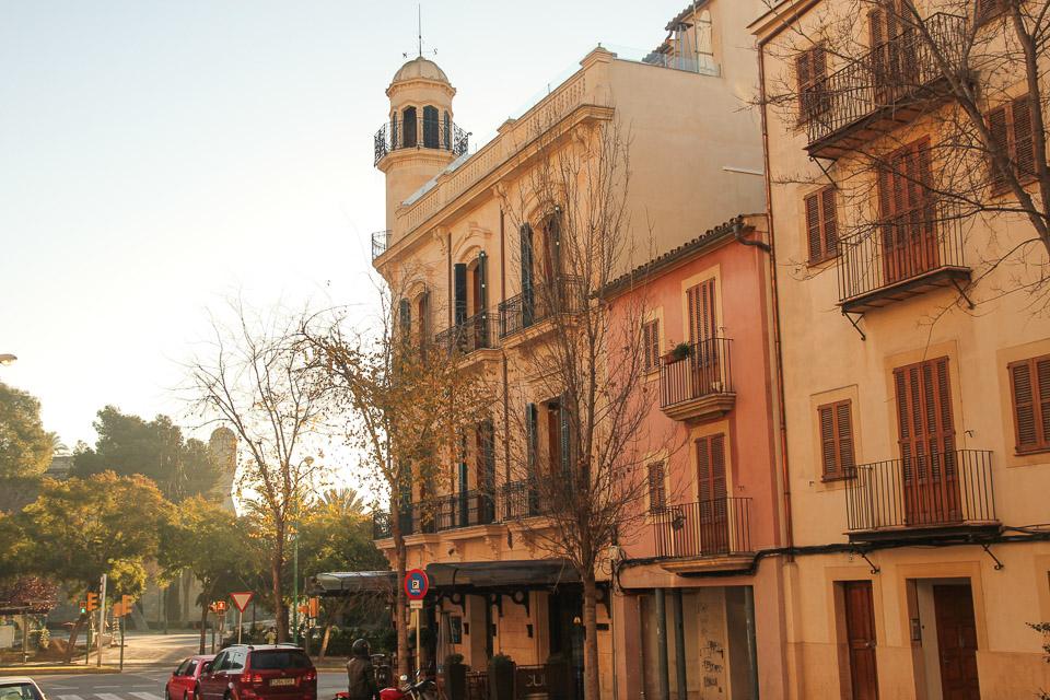 "Szeneviertel ""Santa Catalina"" – ein Muß für jeden Palma Fan"