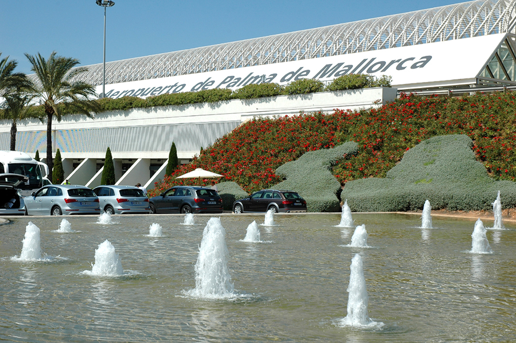 Gratis WIFI am Airport Palma