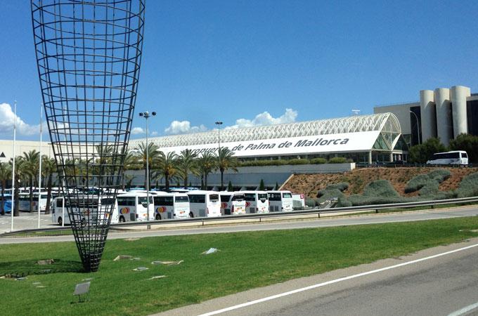 Flughafen Mallorca: wichtigste Sommer-Drehscheibe im Mittelmeerraum